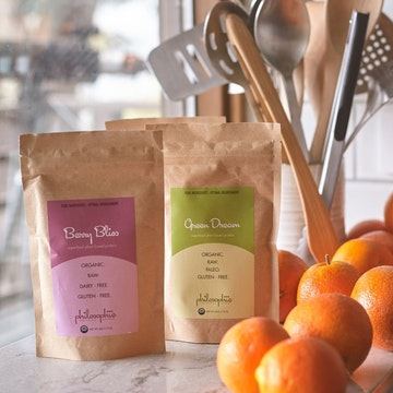 Keep healthy & cool with these sweet treats feat. Philosophie