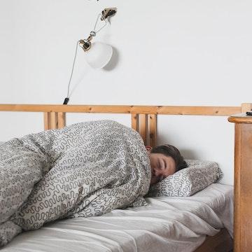The Link Between Aging & Sleep