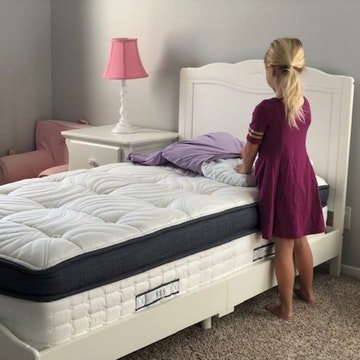 The Parentologist Talks Big Kid Beds